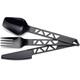 Primus Lightweight TrailCutlery Black